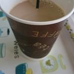 ミルクファーム伊吹 - 伊吹牛乳たっぷりのカフェオレ