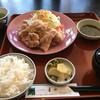 青山レストラン - 料理写真:青山風唐揚げネギソース ¥910