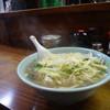 前川 - 料理写真:タンメン