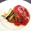 カブトスカフェ - 料理写真:ロールキャベルのトマトソース