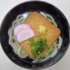 小松屋 - 料理写真:きつねうどん