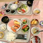 南あわじ市国民宿舎 慶野松原荘 - 朝食バイキング