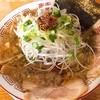 あづまや - 料理写真:こってりらーめん(780円)