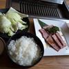 WEST - 料理写真:「黒毛和牛ランチ」(1,490円)。プチ贅沢。