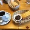 コメダ珈琲店 - 料理写真:ブレンドと小倉あんつきトースト