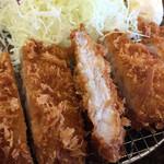 松乃家 - 160502 朝得ロースかつ定食