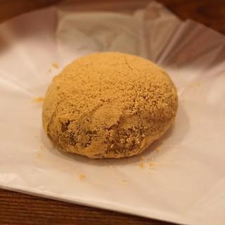芳光 - 料理写真:銘菓 わらび餅(こしあん)