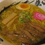 麺屋 天晴れ - 料理写真:かしわラーメン