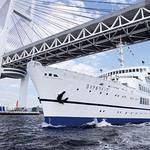 ロイヤルウイング - 旅客定員630名を誇る大型客船