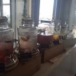 サザンビーチカフェ - ドリンクバー