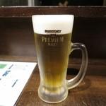 ともじろう - 生ビール