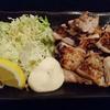 祭り水産 - 料理写真:2016/5 若鶏の岩塩焼き 390円