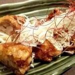 温炊き さんずい - 漬けこみ若鶏の南蛮からあげ 780円