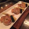 こころう - 料理写真:帆立と鮭のムニエル