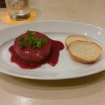 ダイニング カフェ ルポ - 大根のワイン煮