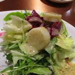 サッシ・ペレレ - サラダ