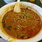 百香亭 - 坦々麺 ¥880