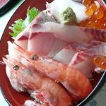 レストラン漁連 - 海鮮丼
