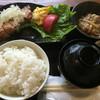 要 - 料理写真:豚肉の味噌漬け焼き