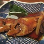 岡山料理 神田せとうち - カサゴ煮付け