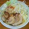 """麺 まる井 - 料理写真:""""うらまる""""  二郎風中華そば"""