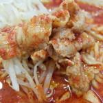 蒙古タンメン中本 - バラ肉