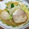 麺や 福座 - 料理写真:福座ラーメン+煮卵トッピング