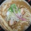 雁木 - 料理写真:濃厚拉麺800円スープもいい線でおしい