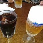 50570492 - ビール、ノンアルビール、アイスコーヒー