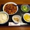 sai-蓮花 - 料理写真:四川麻婆豆腐定食激辛、950円です。