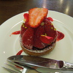 Patisserie Rond-to - 料理写真:タルトオブフレーズ