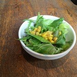 パブリック ハウス - セットのサラダ
