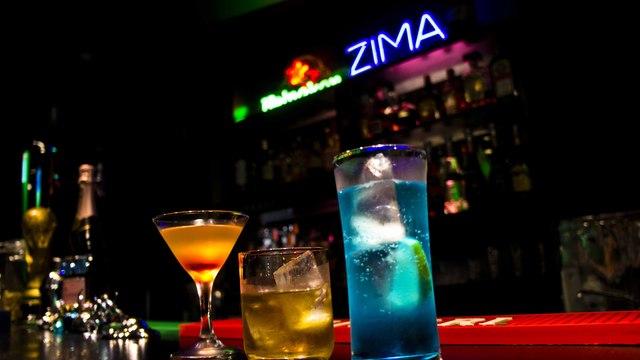 バー ブルー (Bar Blue) - 門...