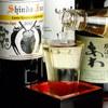 ワイン懐石 銀座 囃shiya - ドリンク写真:升ワイン