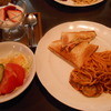 小杉 - 料理写真:レディースセット 800円