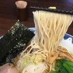 50589580 - 麺、箸上げ、完璧なり、