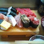 たから舟 - (ランチ)にぎり寿司