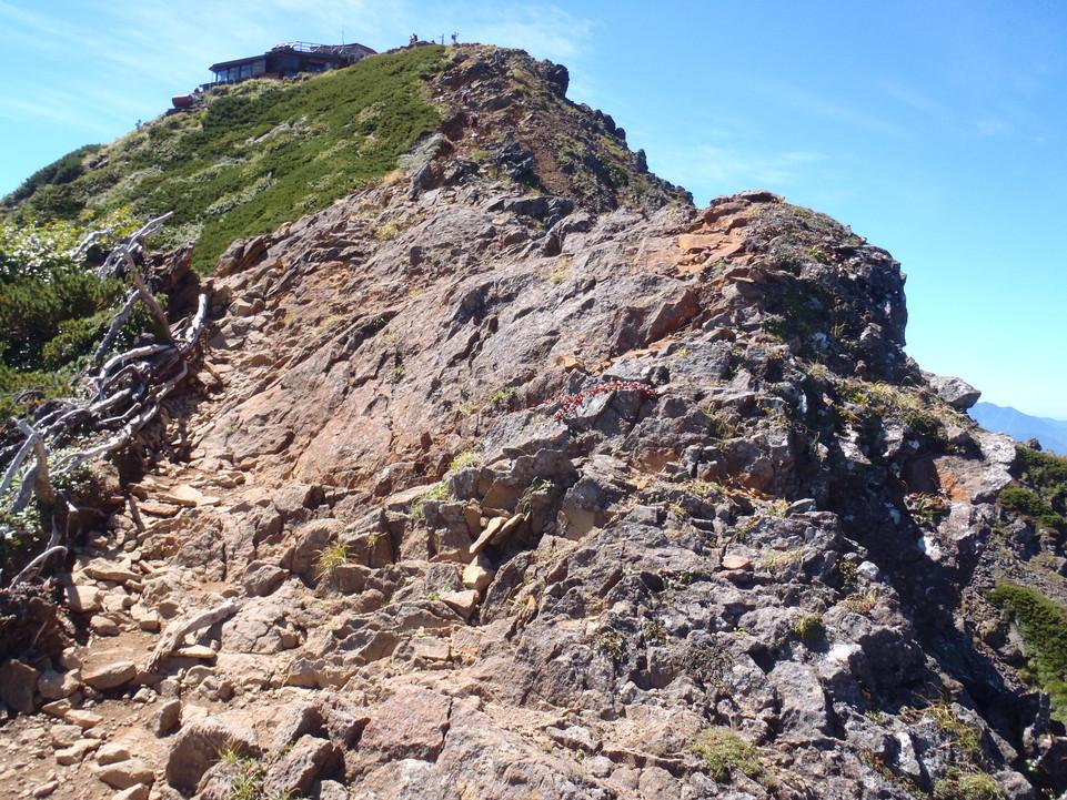 赤岳頂上小屋