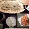 そば季菜 はや川 - 料理写真:桜海老のかきあげせいろ