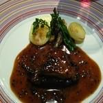 50595030 - 主菜②:牛フィレ肉とフォアグラのソテー ロッシーニ好み