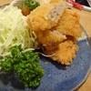 唄う稲穂 - 料理写真:◆軽めにと言いながらオーダーされた「特上ヒレカツ(1000円)」 大根おろしで頂くのですが、さっぱりして美味しい。