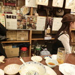 三ちゃん食堂 - 2016' 4/25