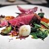 エクアトゥール - 料理写真:琵琶湖天然網捕り鴨(1か月半熟成)のロースト、赤ワインエシャロットソース