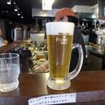 50618605 - まずはビール