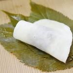 長命寺 桜もち - 料理写真:桜もち