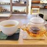 ごはん×カフェ madei - 清見みかん紅茶