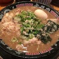 無鉄砲 - 料理写真:201605再訪 とんこつチャーシュー