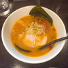 香味亭 - 料理写真:オマール海老香る味噌ラーメン 800円