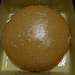 聚楽 - 馬拉糕;どーんと大きい!