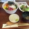 旬菜料理 でんご - 料理写真:ばくだん丼